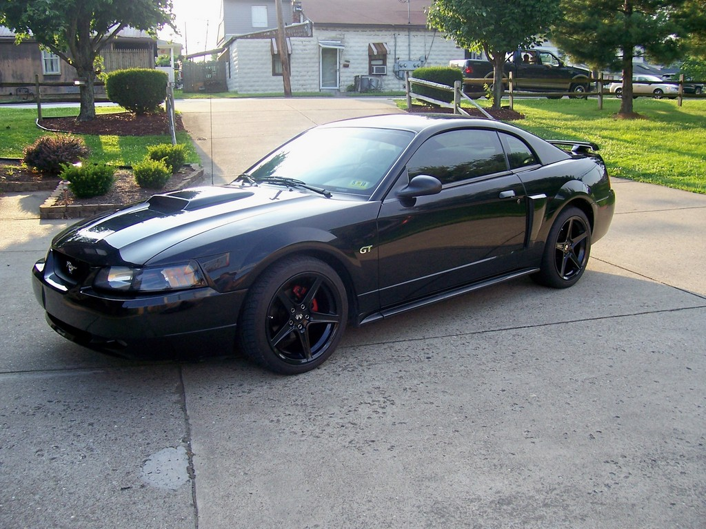 2001 Ford Mustang #5