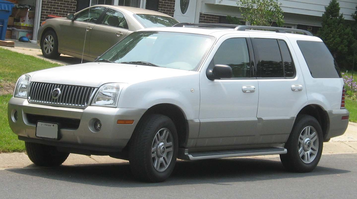 2004 Mercury Mountaineer #6