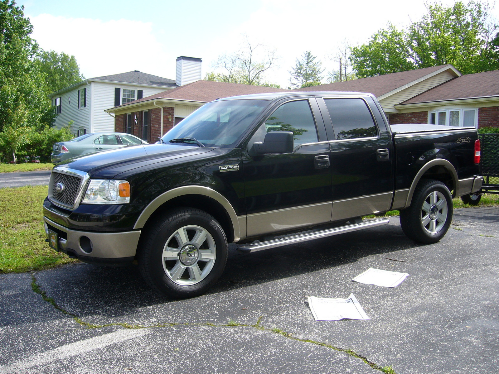 2006 Ford F 150 Photos Informations Articles Fuel Filter 2007 4