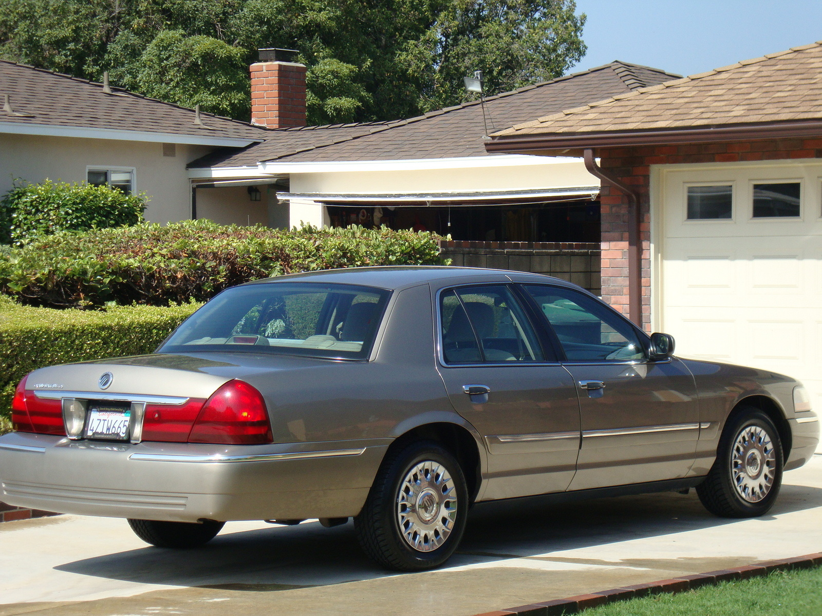 2003 Mercury Grand Marquis #6