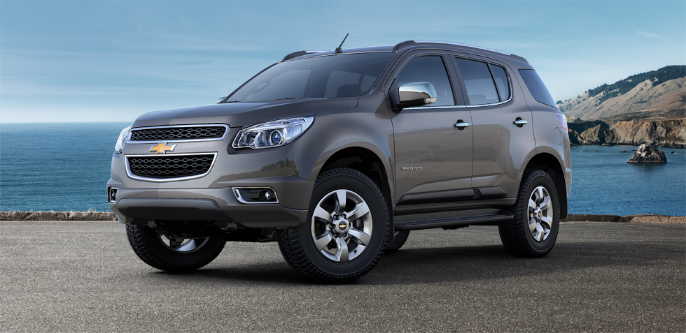 Chevrolet Trailblazer #6