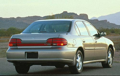1997 Oldsmobile Cutlass #3