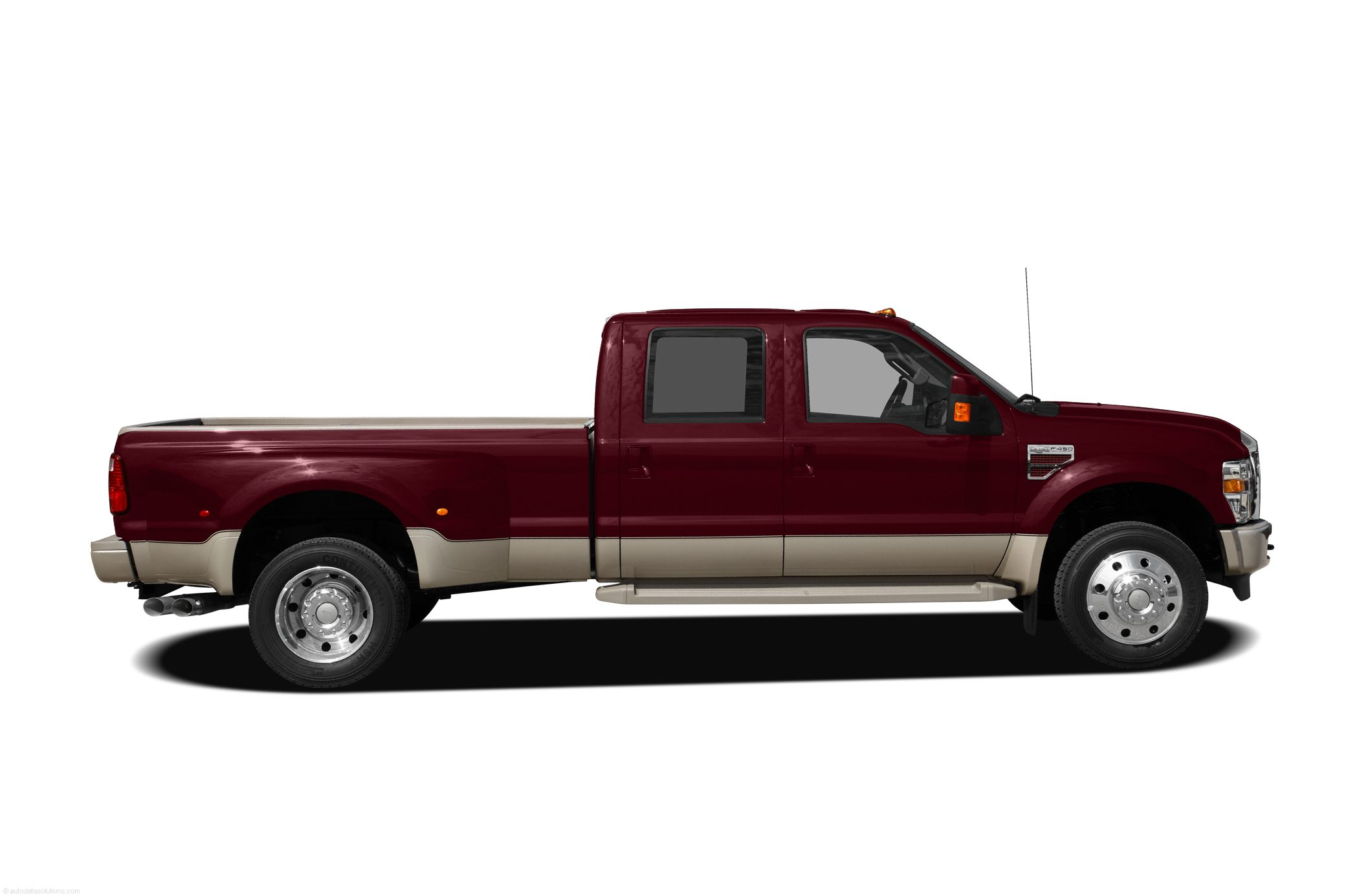 2010 Ford F-450 #11