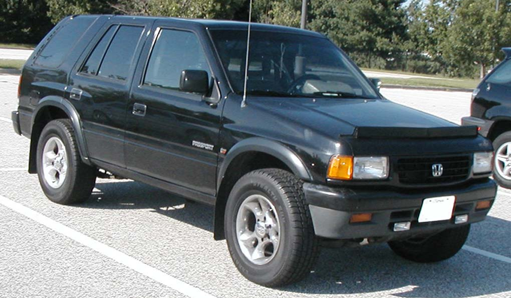 1997 Honda Passport #5