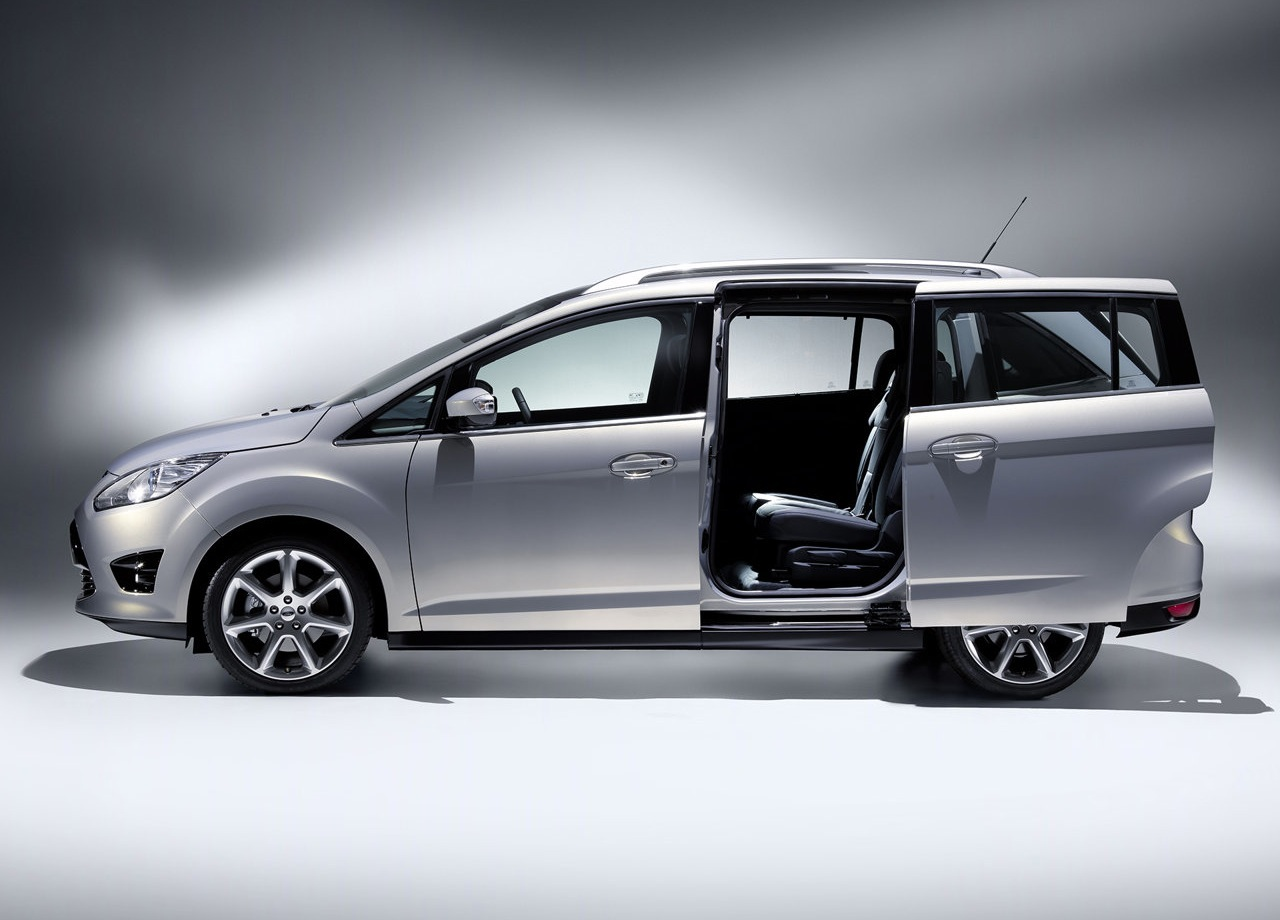 2011 Ford C-Max #9