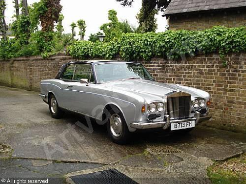 1971 Rolls royce Silver Shadow #7