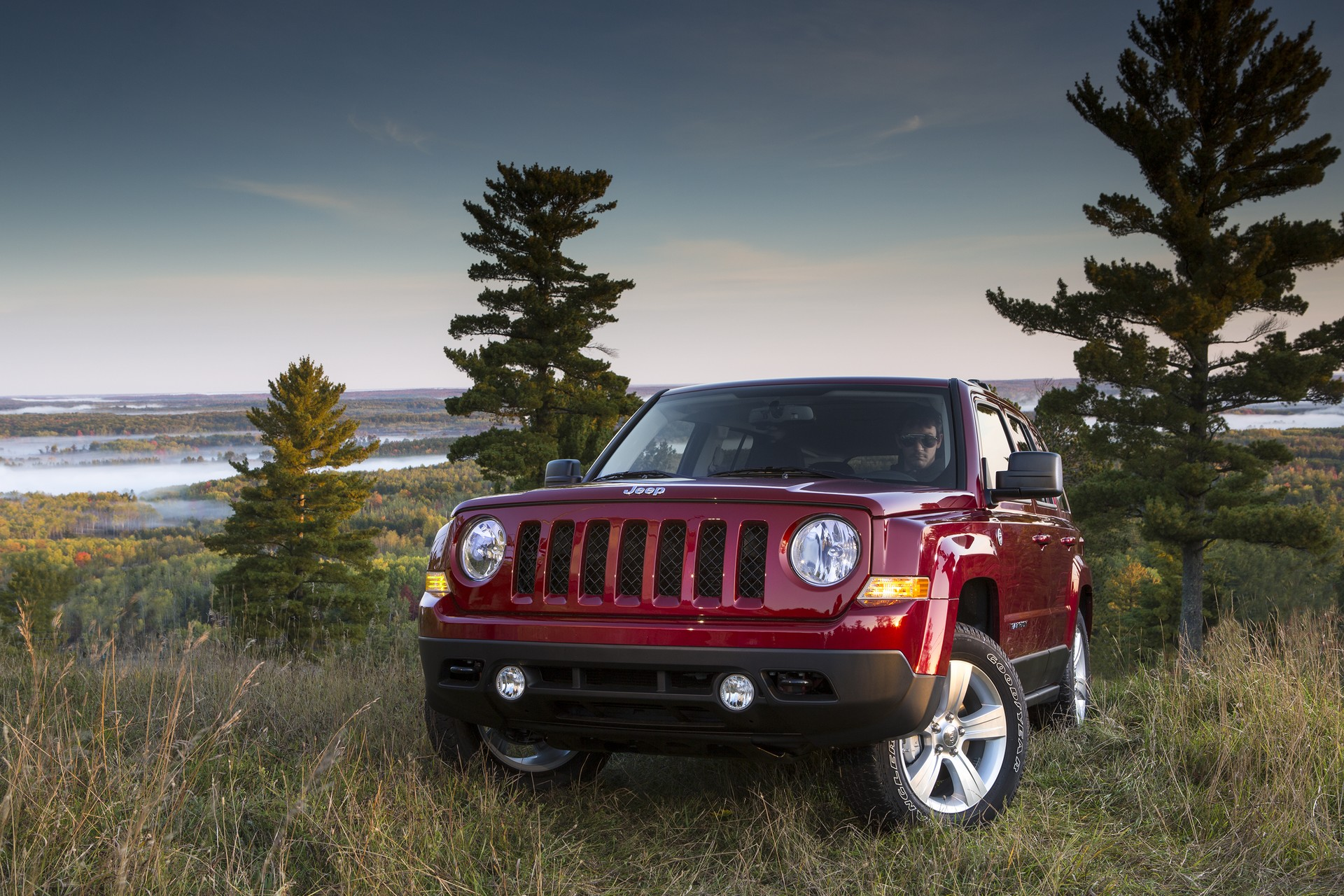 2015 Jeep Patriot #9