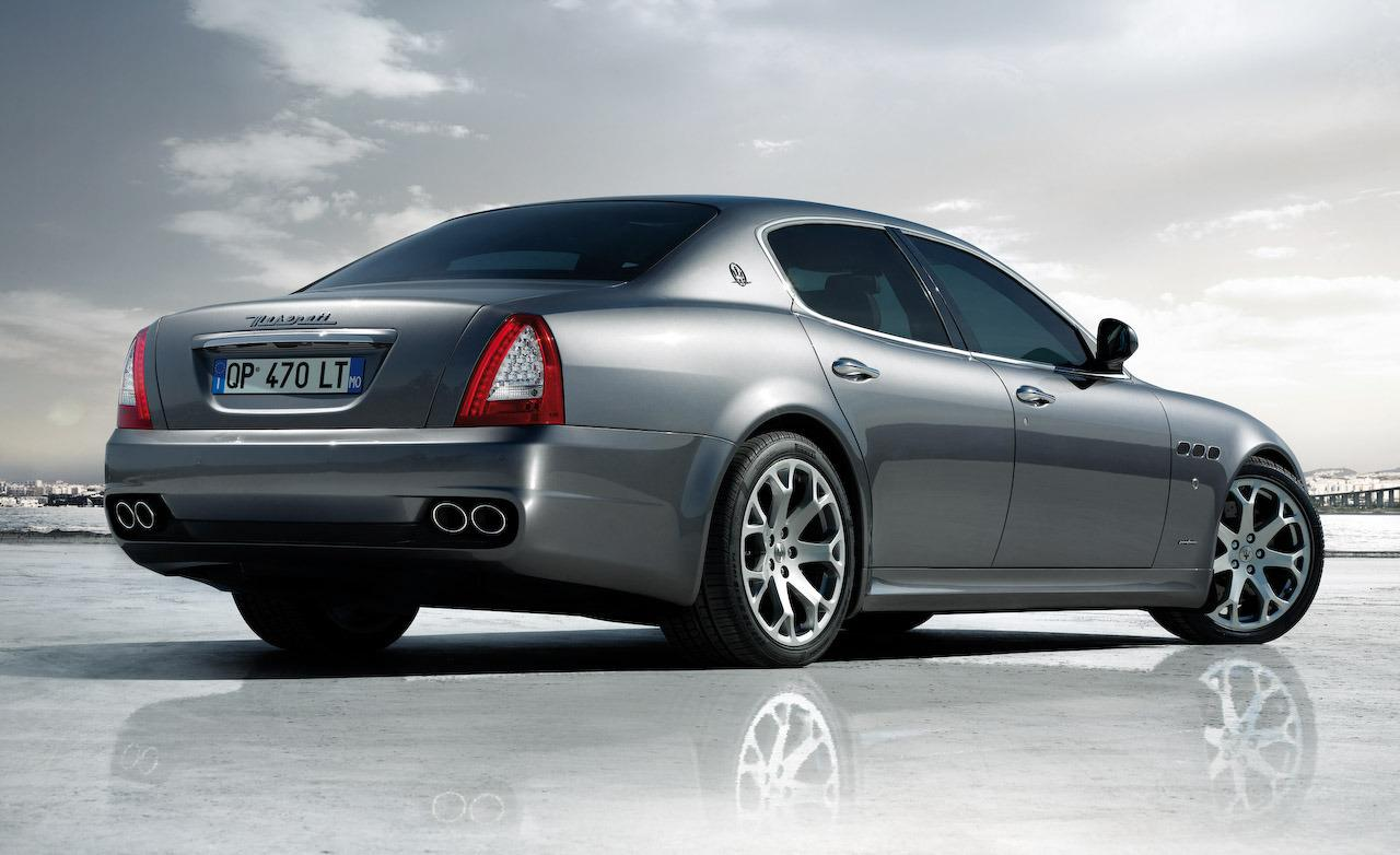 2010 maserati quattroporte photos informations articles. Black Bedroom Furniture Sets. Home Design Ideas