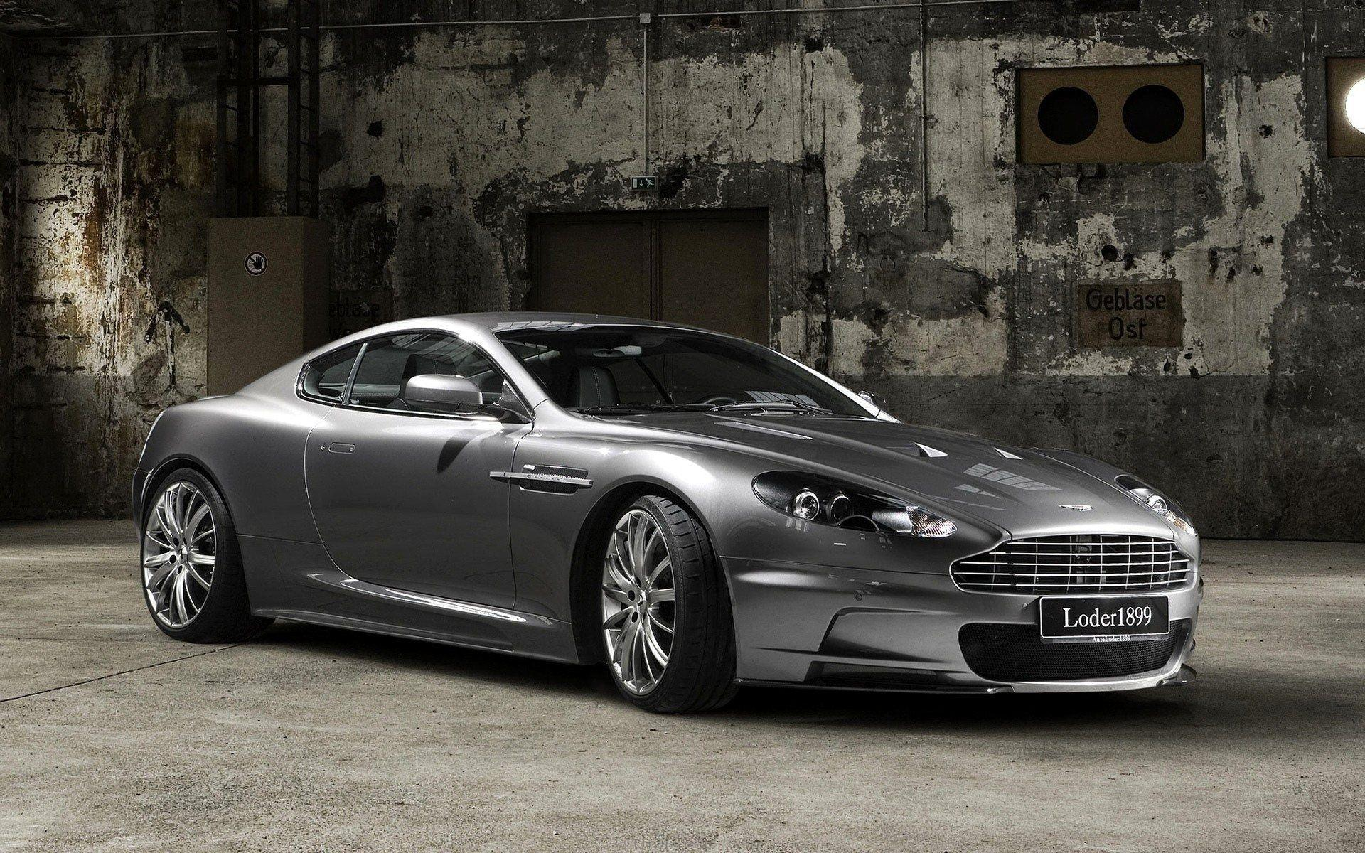 aston martin db9, photo #5