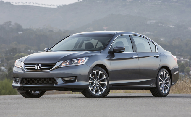 2013 Honda Accord #2