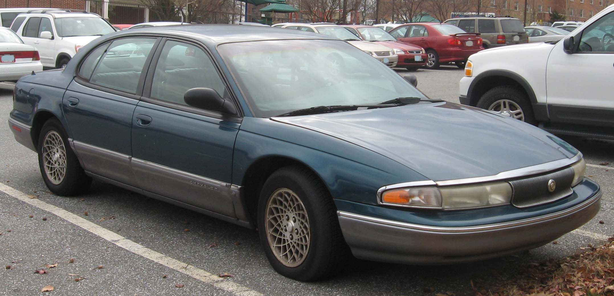 1995 Chrysler New Yorker #2