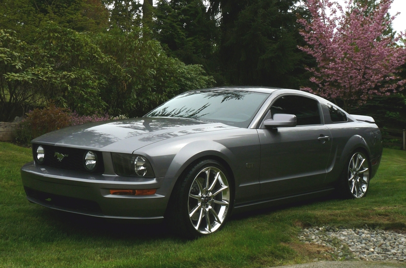 2006 Ford Mustang #10