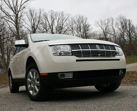 2008 Lincoln Mkx #11