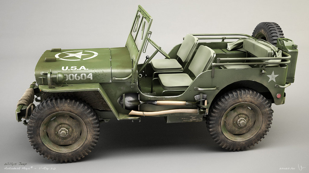 Jeep Willys #9