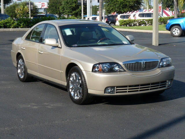 2004 Lincoln Ls #1
