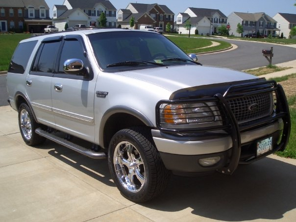 2001 Ford Expedition #6