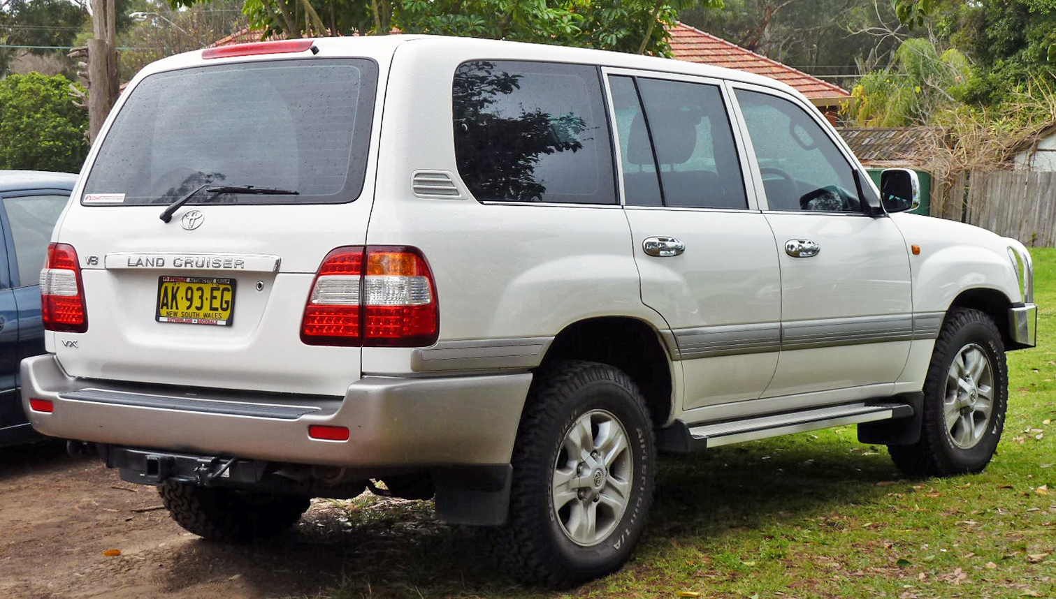 2007 Toyota Land Cruiser #6