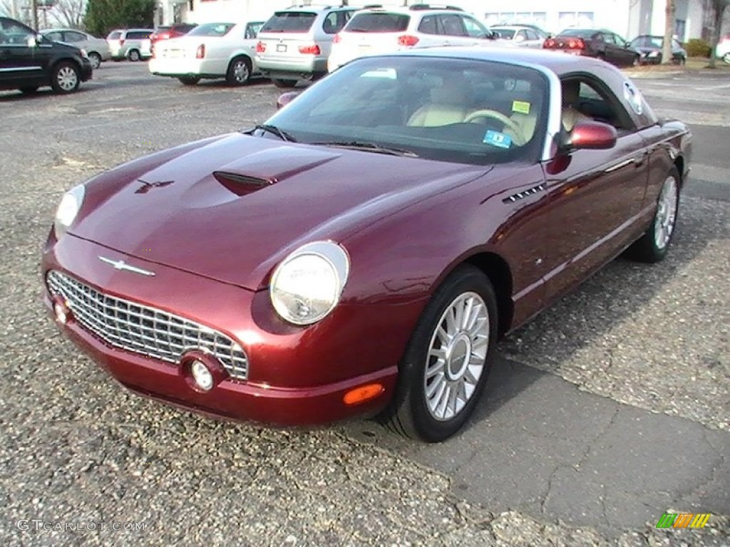 2004 Ford Thunderbird #10