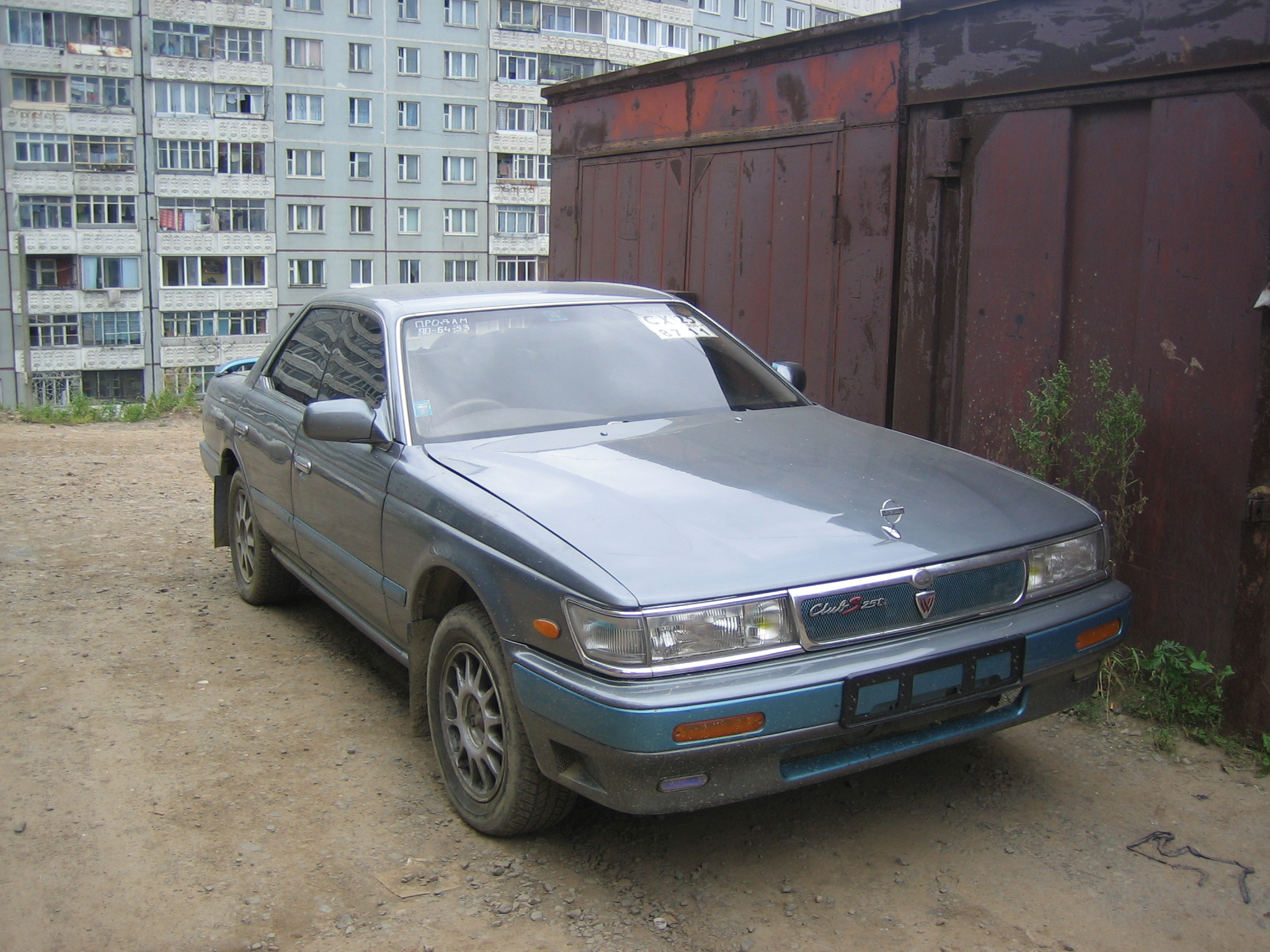 1989 Nissan Laurel #5