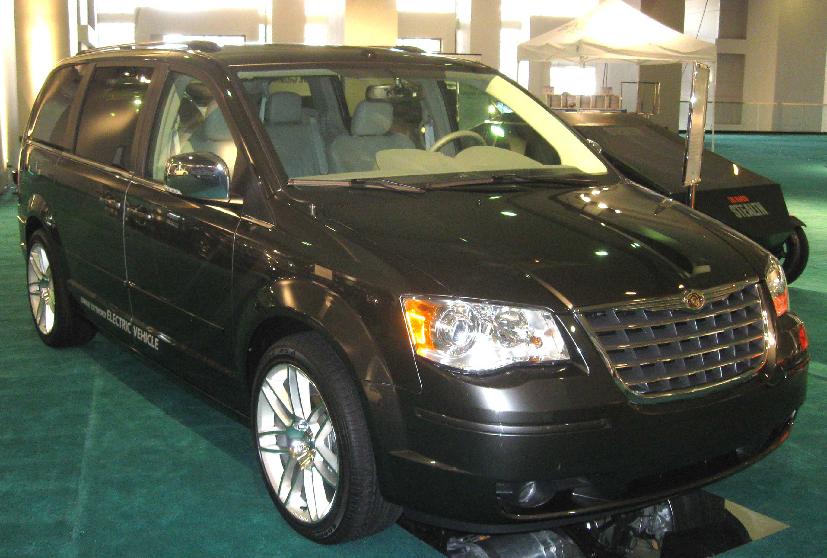2008 Chrysler Town And Country #5