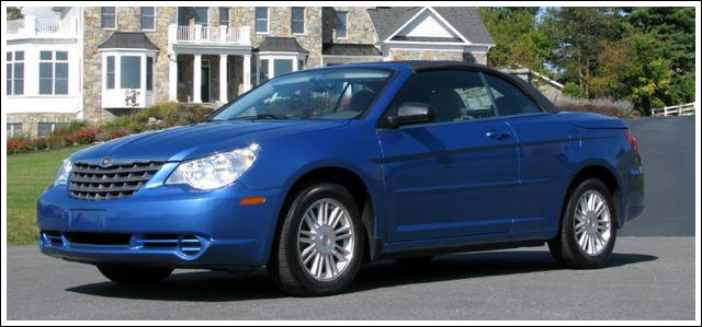 2010 Chrysler Sebring #14