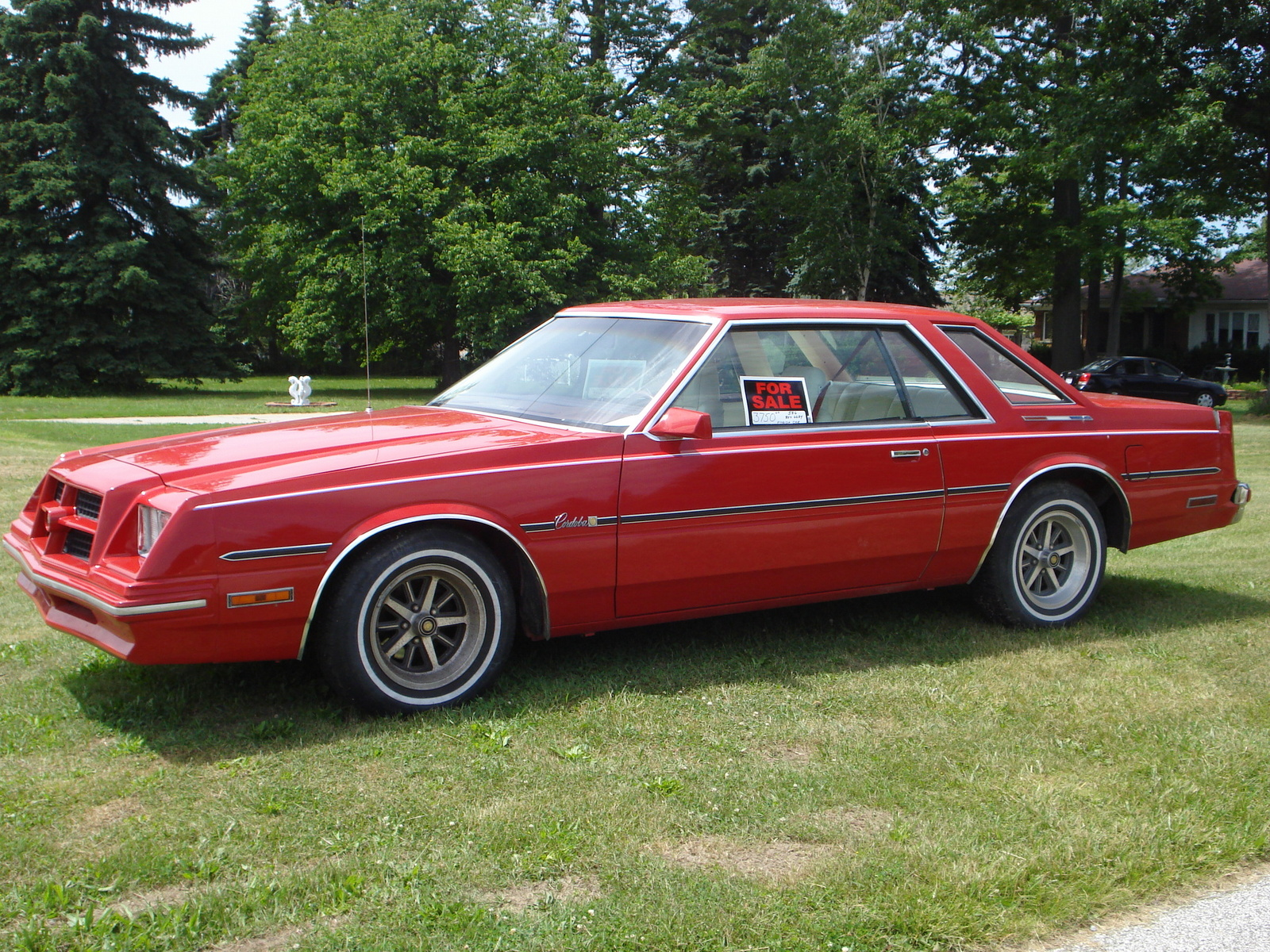 1982 Chrysler Cordoba #12