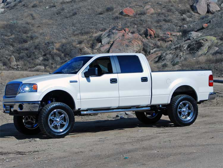 2008 Ford F-150 #10