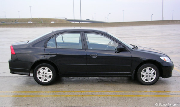 2001 Honda Civic #13