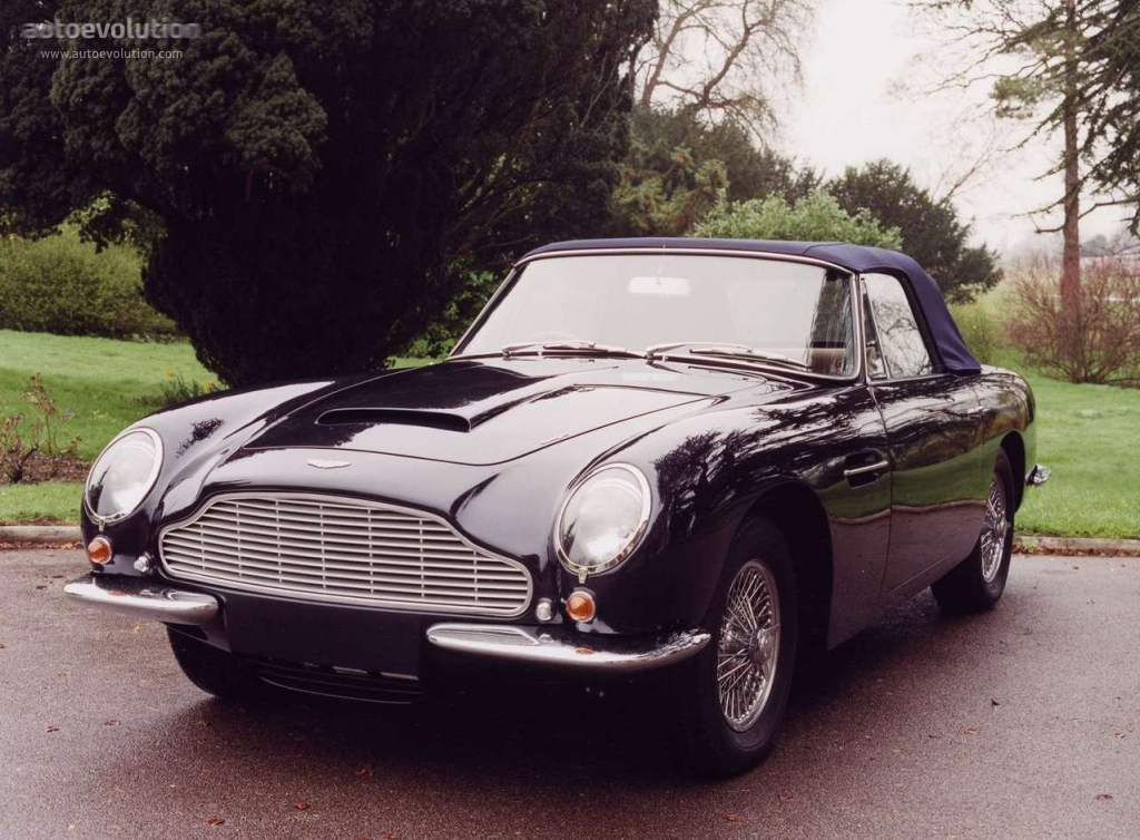 1970 aston martin db6 photos informations articles. Black Bedroom Furniture Sets. Home Design Ideas