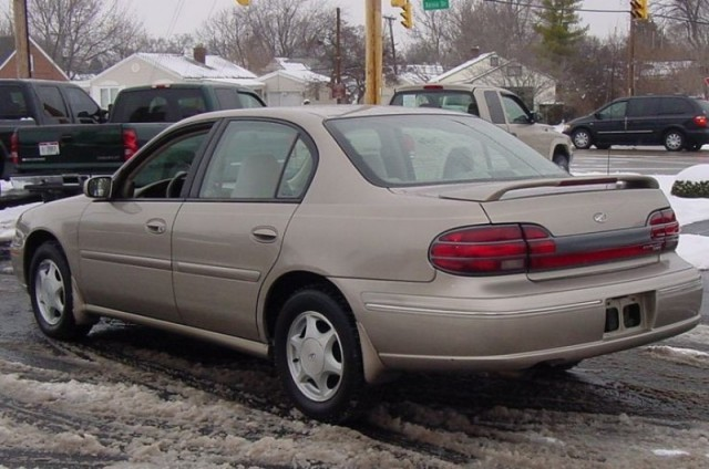 1998 Oldsmobile Cutlass #12