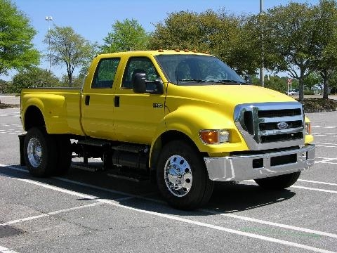 2007 Ford F-650 #18