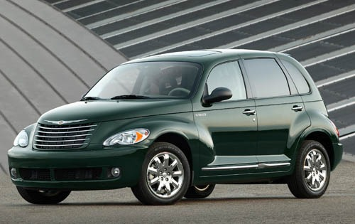 2007 Chrysler Pt Cruiser #4