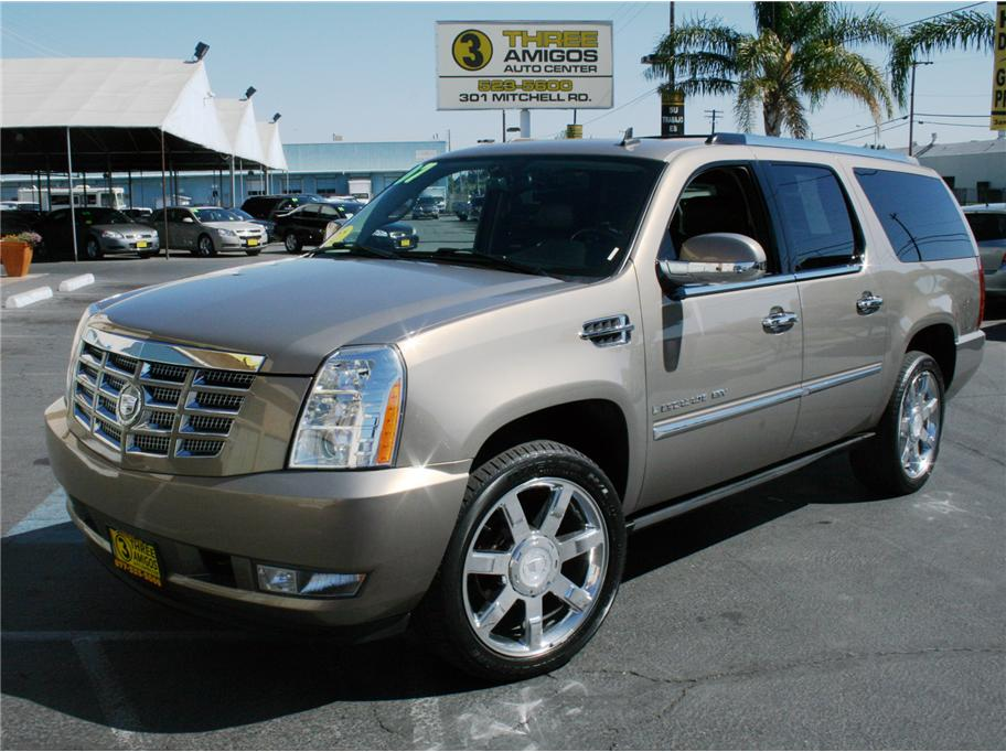2007 cadillac escalade esv photos informations articles bestcarmag. Cars Review. Best American Auto & Cars Review