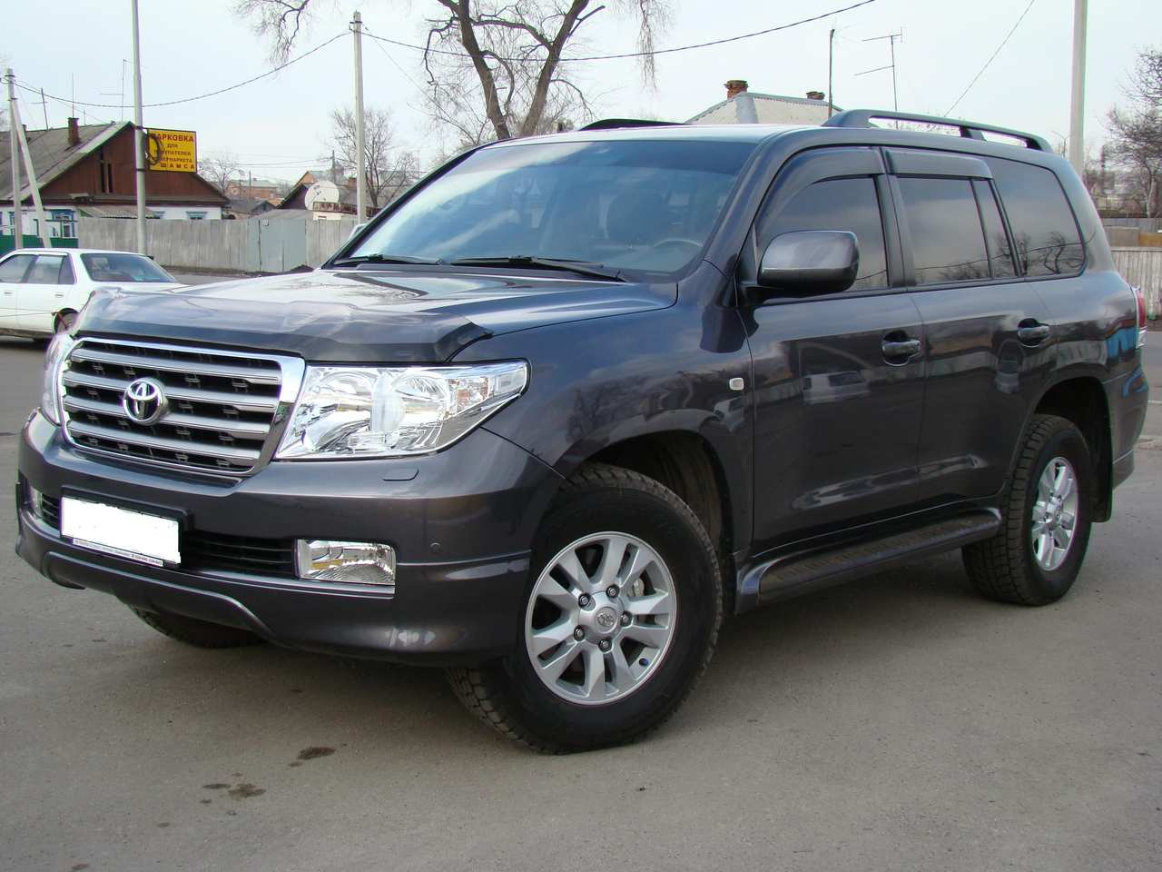 2008 Toyota Land Cruiser #7