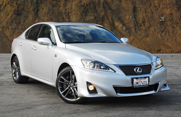 2010 Lexus Is 350 #6