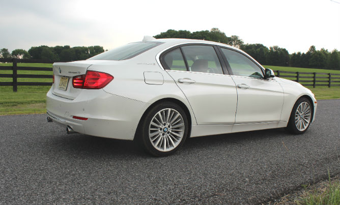 BMW ActiveHybrid 3 #13