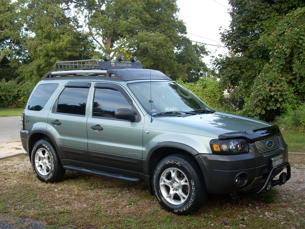 2005 Ford Escape #13