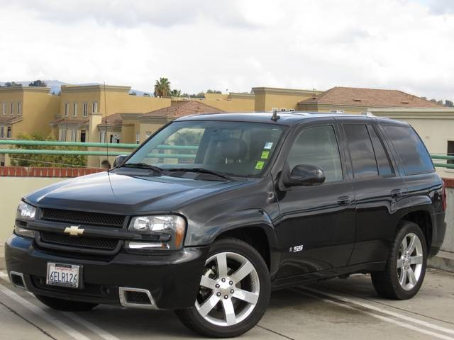 2008 Chevrolet Trailblazer #11