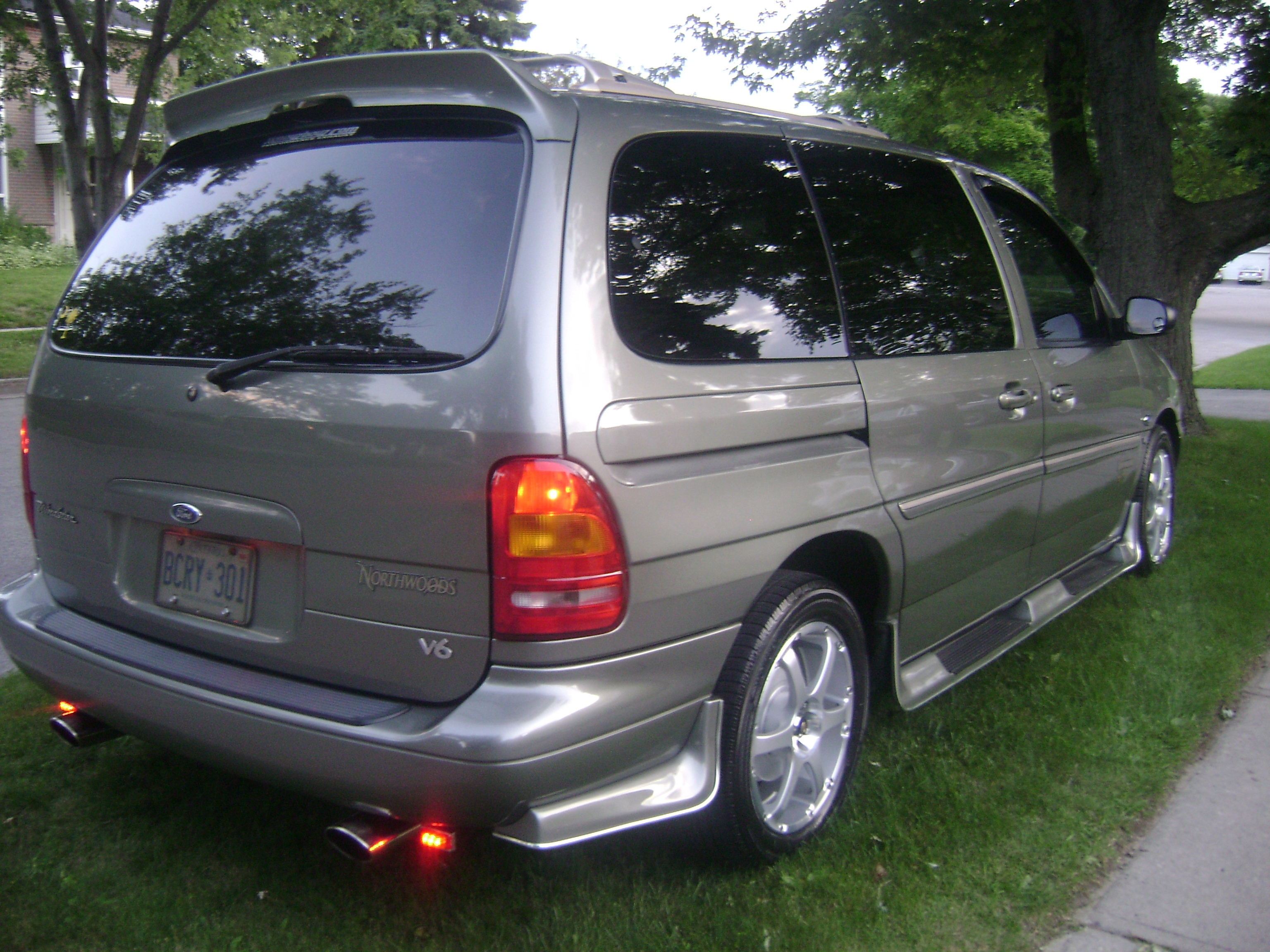 1998 Ford Windstar #12