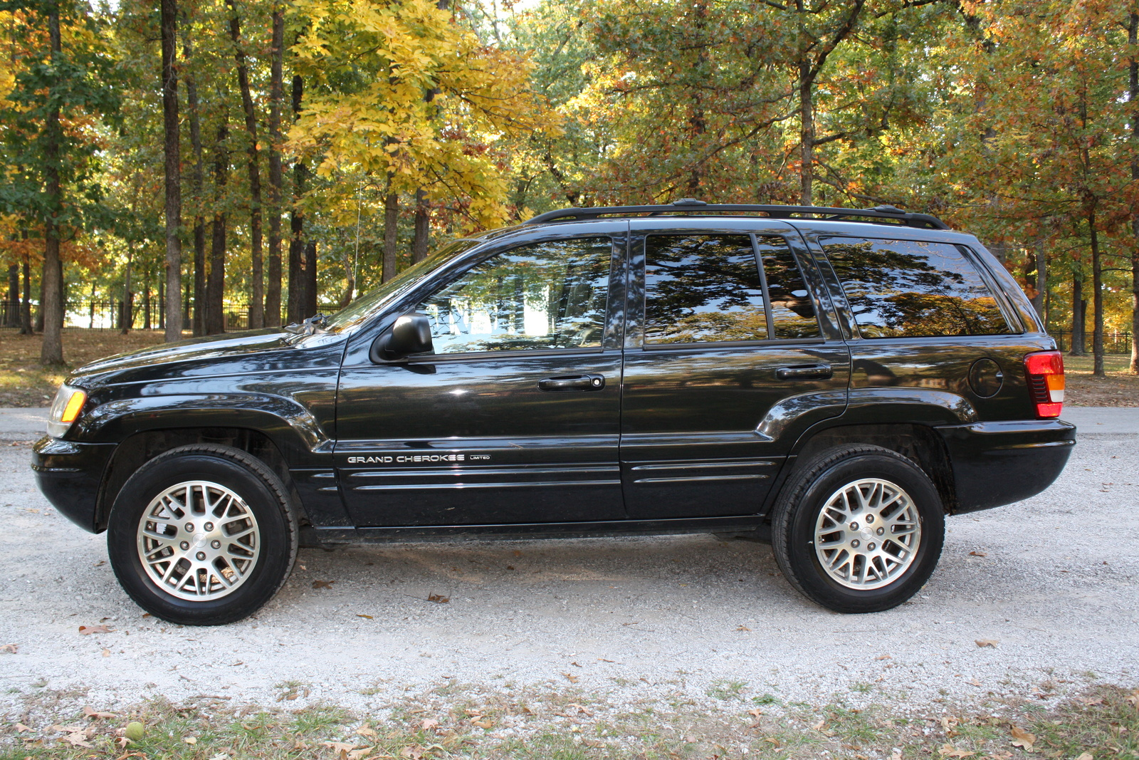 2003 Jeep Grand Cherokee Photos Informations Articles Wiring Diagram Liberty Limited 18