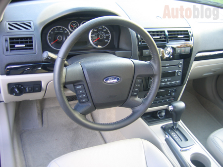 2007 Ford Fusion #3