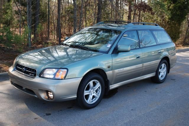 2004 Subaru Outback Photos Informations Articles