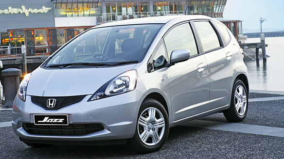 2008 honda jazz photos informations articles. Black Bedroom Furniture Sets. Home Design Ideas