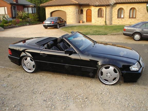 1990 Mercedes-Benz SL #2