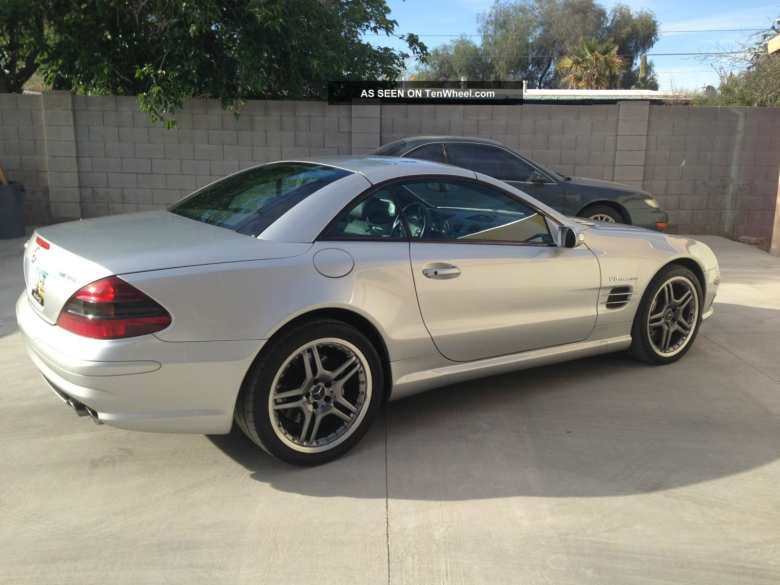 2005 Mercedes-Benz SL #17