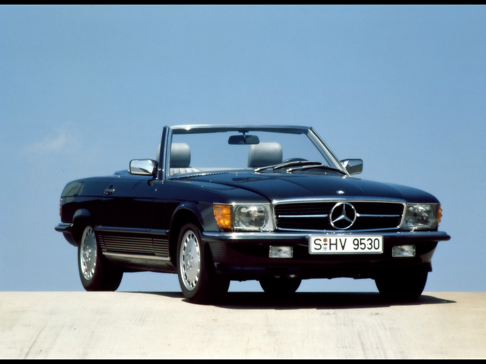1989 Mercedes-Benz SL #13