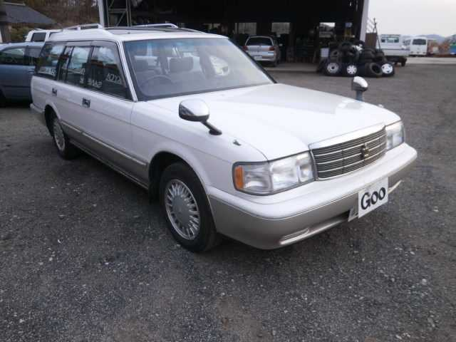 1997 Toyota Crown #14