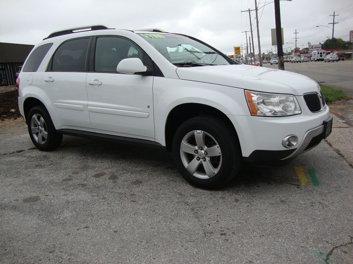2007 Pontiac Torrent #11