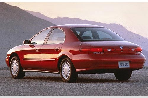 1996 Mercury Sable #6