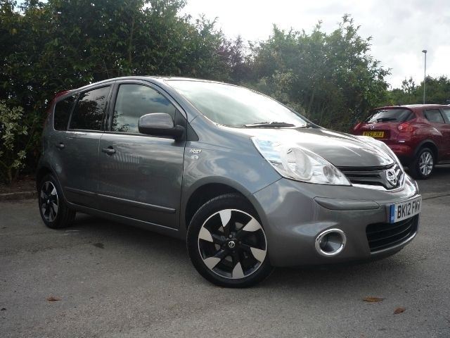 2012 Nissan Note #10